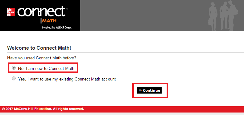 McGraw-Hill Connect Math Guide for Students – BlueQuill