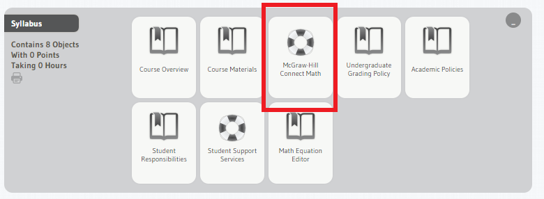 McGraw-Hill Connect Math Integration Guide for Instructors
