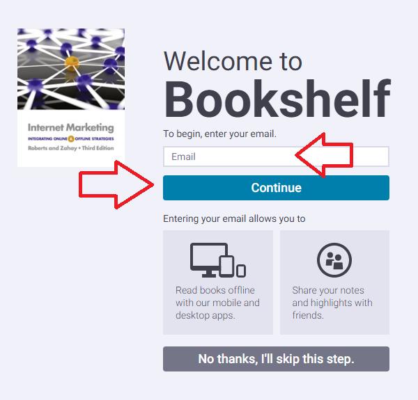 Vital Source E Textbooks Bluequill